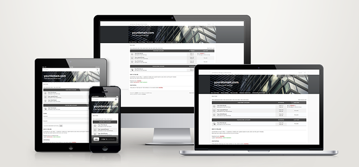 Style we_universal for phpBB | INVENTEA